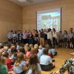Around Our School 15th – 19th July
